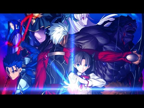 Fate/Stay Night Unlimited Blade Works - Any Other Way [AMV ITALIA IC LAZINESS DOMINAT]