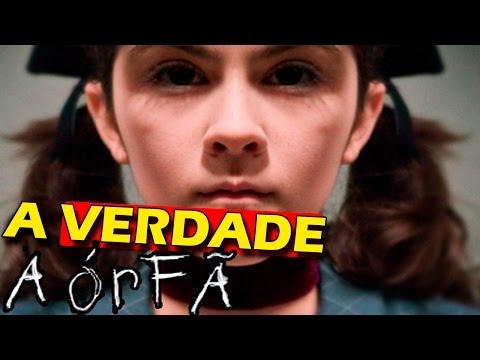 """A Verdadeira história do filme """"A Órfã"""" [English Subtitles]"""