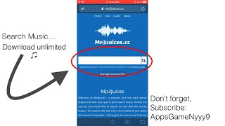Download how to Download unlimited ♫ music on iOS 14 none jailbreak iPhone iPad