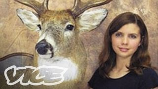 The Best Female Taxidermist In The South