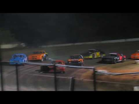 Street Stock Main Event - Albany Saratoga Speedway July 29, 2016