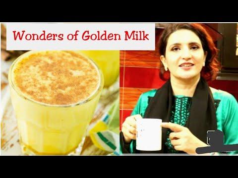 Golden Milk for Weighloss & Detoxification