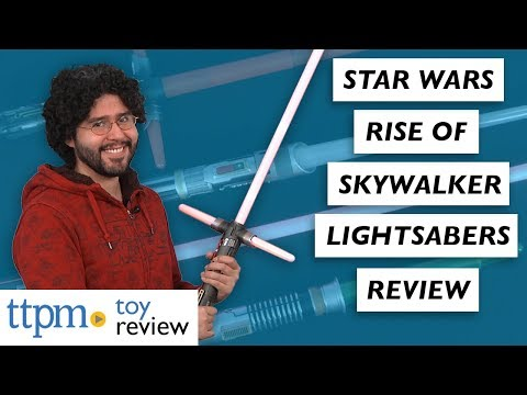 See The New 2019 Star Wars Lightsabers From Hasbro