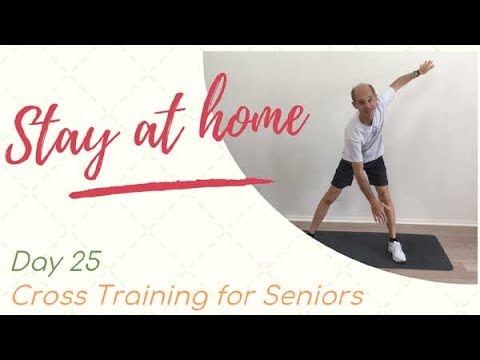 Morning Exercise Kick-Starts Seniors' Brains