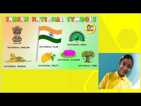 National Symbols of India | Indian symbols | Symbols Of India | National Official Symbols of India