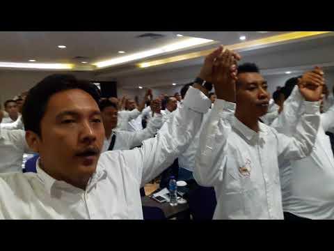 Mars Adira Area Kalimantan Meeting At BATAM - SINGAPUR