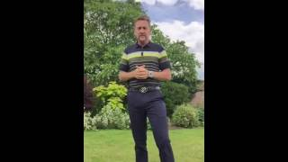 IJP Design's Nixon Shirt - Why Ian Poulter loves wearing it.