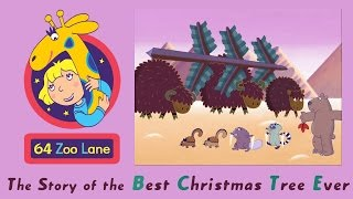 64 Zoo Lane - the Best Christmas Tree Ever S03E19 | Cartoon for kids