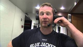 Pregame Interview (12/13/14): Jordan Leopold