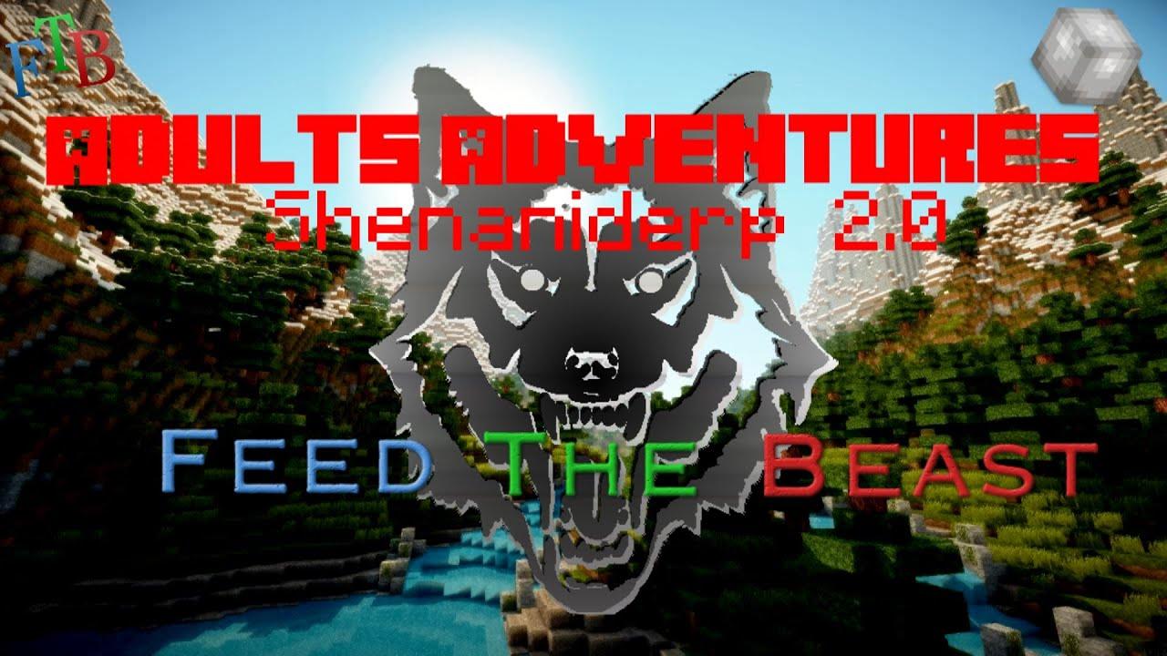 Shenaniderp 2 0 Ftb Episode 16 Ultimate Hybrid Solar