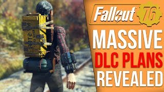 Fallout 76 DLC REVEALED - New Monsters, Unique Factions, Human NPCs?