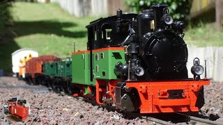 LGB/Aster Live Steam Frank S - Ultimate G Scale Live Steam