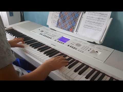 LE 5 CANZONI PIÙ BELLE SUONATE AL PIANOFORTE#2