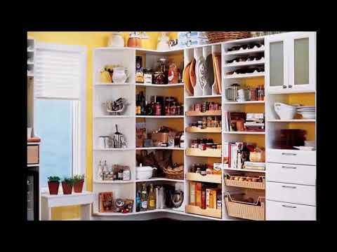 Pantry Organizers Pantry Closet Organizers Home Depot