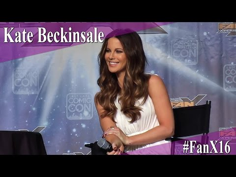 Kate Beckinsale - Full Panel/Q&A - FanX 2016