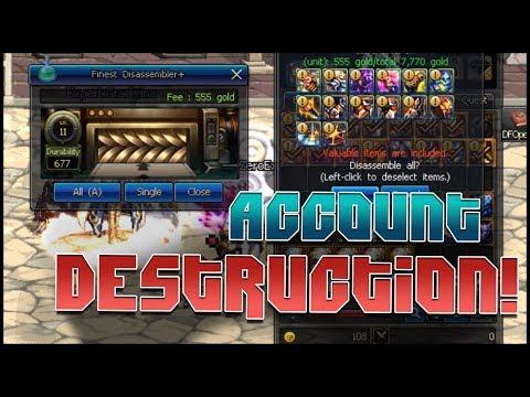dungeon fighter online fatigue points removed worldnews