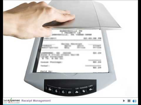 Receipt Management Software - SutiExpense