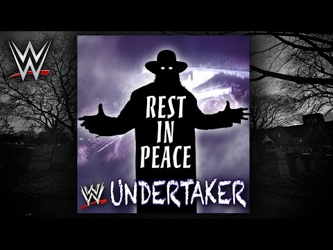 WWE: Rest In Peace The Undertaker Gong Intro Theme Song + AE Arena Effect