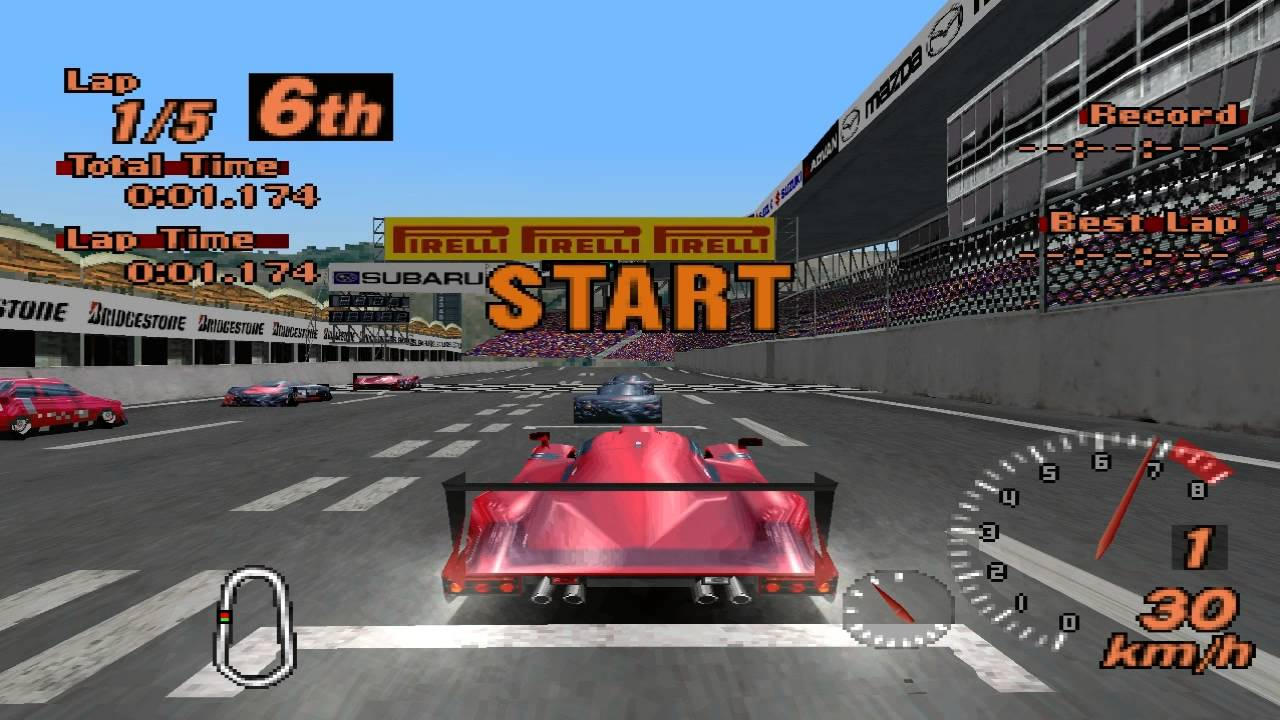 Best Racing Car Games For Xbox One