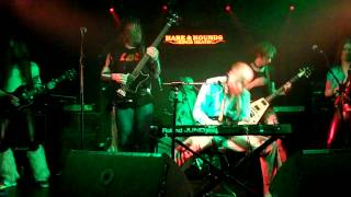Circle (Finland) - Live Hare and Hounds, Kings Heath 21/5/2015