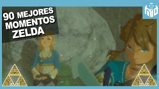 100 MOMENTOS ÉPICOS de The Legend of Zelda - 90 al 81 | N Deluxe