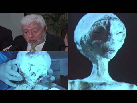 NAZCA ALIEN MUMMIES: Ufologist Claims Discovering Five Aliens in Peru and Look Like Reptilian
