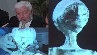 NAZCA ALIEN MUMMIES: Ufologist Claims Discovering Five Aliens in Peru and Look Like Reptilian