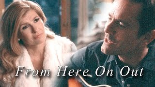 Rayna and Deacon {From Here On Out} Nashville