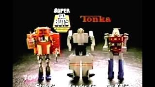 Gobots - Comerciales de la línea de juguetes