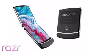 Motorola Foldable Razr Phone - All Leaks & Rumors