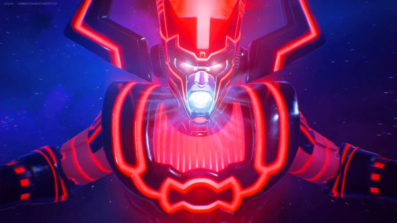 Download Fortnite Galactus Live Event Season 4 | Ende von Fortnite Komplettes Live Event Galactus Deutsch