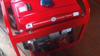 видео электростанции и генераторы Вепрь