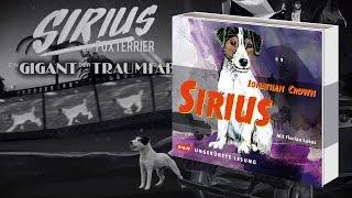 Sirius - Jonathan Crown, gelesen von Florian Lukas - Offizieller Trailer zum Hörbuch und Buch