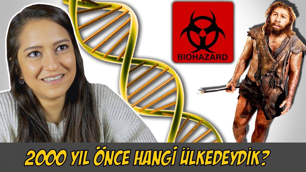 YETİŞKİNLERİN TEPKİSİ: DNA TESTİ (PART 1)