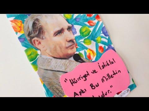 12 Mart İstiklal Marşının Kabulü / Atatürk ve İstiklal Sanat Etkinliğimiz