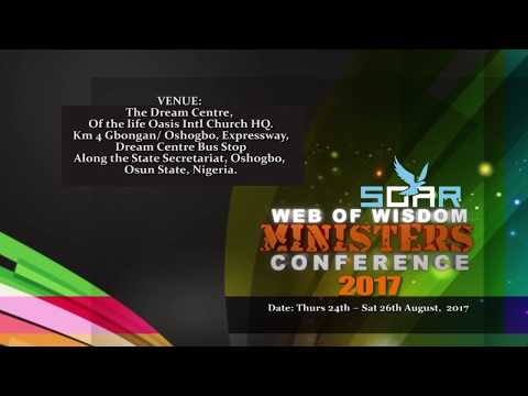 Web of Wisdom Ministers' Conference 2017