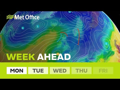 Week ahead – Temperatures recovering, could spring be on the way?