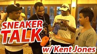 "Sneaker Vlog w/ Kent Jones ""Dont Mind"""