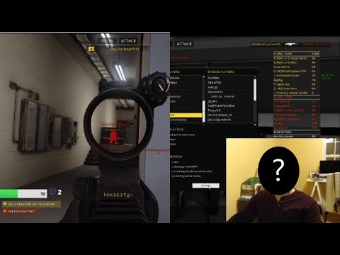 Legit Hacker?? [America's Army Game Play]