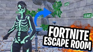 ESCAPE PARKOUR DOOR DE WERELD! - Fortnite: Battle Royale Creative (Nederlands)