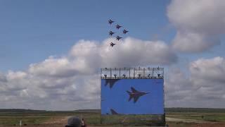 Военный Форум «АРМИЯ-2017». Шоу ВЕЖЛИВЫЕ ЛЮДИ. Авиация.26/08/17 Forum ARMY-2017. Sky pilots