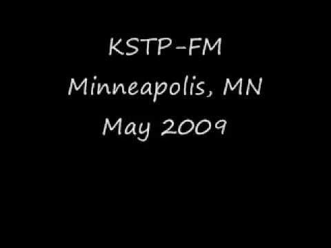 KSTP FM Minneapolis, MN May 2009