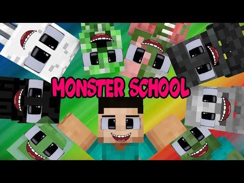MONSTER SCHOOL :
