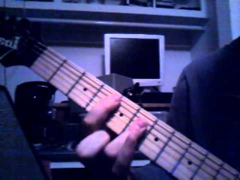 Queens Of The Stone Age - No One Knows Guitar Lesson Drop C# - YouTube