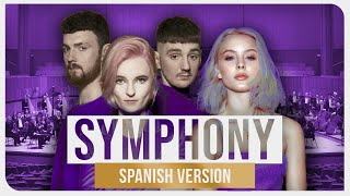 "Clean Bandit & Zara Larsson - Symphony (Spanish Version) [Ziccard from ""April"