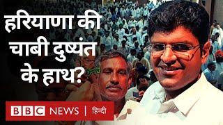 Haryana में Dushyant Chautala की JJP Congress या BJP किसके साथ जा सकती है? (BBC Hindi)