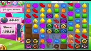 Candy Crush Saga Level 1585 (Hard Level)
