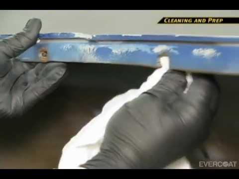 EVERCOAT Universal Adhesive Bumper Tab Repair