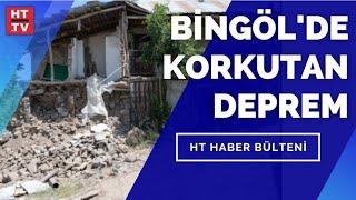 Son Dakika... Bingöl'de 5.2'lik deprem...