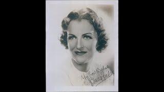 Gracie Fields  CBE (1898-1979), 81, UK Singer/Actress/comedienne